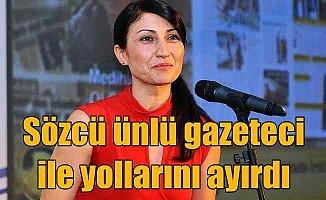 Sözcü Gazetesi Mediha Olgun ile yollarını ayırdı