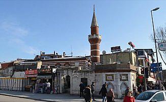 Üsküdar'daki Selman Ağa Camisi görünür hale geliyor