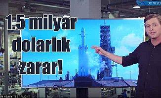 Uzaya giden otomobil: Elon Musk'a 2 milyar dolara patladı