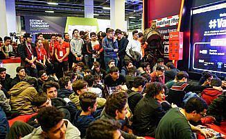Vodafone Freezone Gaming İstanbul Fuarı'nda
