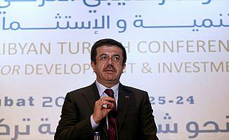 Zeybekci'den Türk müteahhitlerin Libya'daki sorunlarına ilişkin açıklama