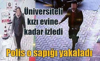 Zeytinburnu'nda üniversiteli kıza saldırı