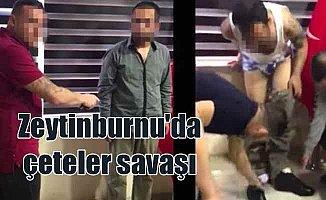 Zeytinburnu'nda uyuşturucu çetelerinin savaşı