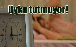 10 kişiden biri uykusuz: Uyumuyoruz