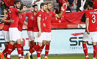 A Milli Futbol Takımı Karadağ'a konuk oluyor