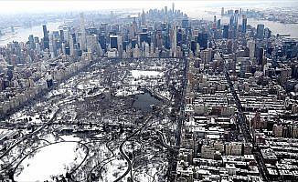 ABD'de dördüncü kar fırtınası uyarısı