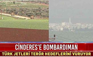 Afrin'de son durum; Cinderesi'ne operasyon başladı