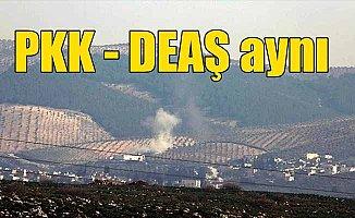 Afrin'de terör örgütünün 'DEAŞ taktiği'