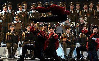 Aleksandrov Rus Kızılordu Korosu İstanbul'a geliyor