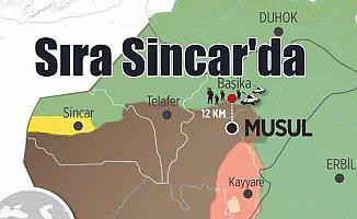 Ankara'dan Irak'la Sincar'a ortak operasyon sinyali
