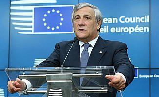 AP Başkanı Tajani: Suriye'de insanlık yok oluyor