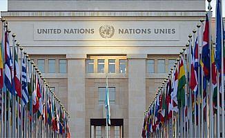 BM Cenevre Ofisi çalışanlarından grev
