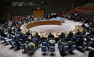 BMGK'den Suriye'de insani ateşkesin derhal uygulanması çağrısı