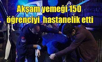 Bursa Emir Sultan KYK Yurdu'nda gıda zehirlenmesi; 150 öğrenci hastanelik oldu