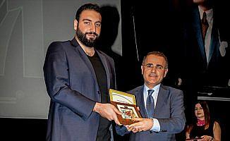 Bursa Gazeteciler Cemiyetinden AA'ya ödül