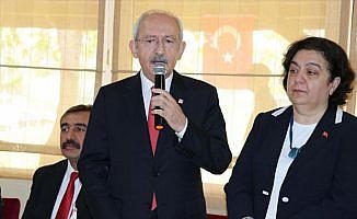 CHP Genel Başkanı Kılıçdaroğlu: Bizi birleştiren temel unsurlardan birisi de şehitlerimiz
