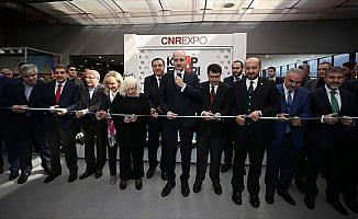 CNR 5. Uluslararası Kitap Fuarı açıldı