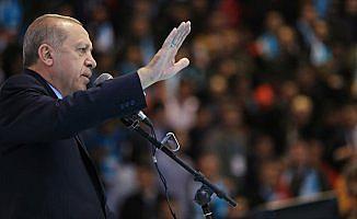 Cumhurbaşkanı Erdoğan: 3740 terörist etkisiz hale getirildi