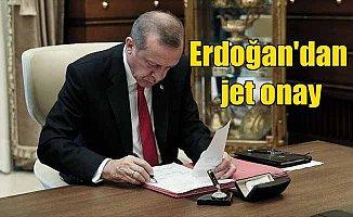 Cumhurbaşkanı Erdoğan İttifak Yasası'nı onayladı