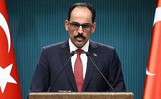 Cumhurbaşkanlığı Sözcüsü Kalın'dan Afrin değerlendirmesi