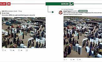 DEAŞ'ın Rakka yağmasından Zeytin Dalı yalanı uydurdular