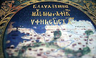 'Dünyanın ilk atlası' haritacılık tarihine ışık tutuyor