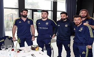 Fenerbahçe Bolu'dan tarihi fark yedi