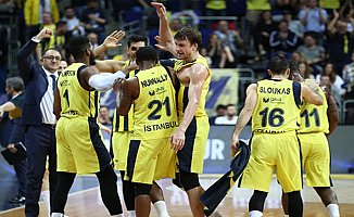 Fenerbahçe Doğuş 87-73 Maccabi FOX