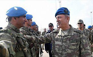 Genelkurmay Başkanı Orgeneral Akar: Ordu-millet anlayışının en güzel örnekleri sergileniyor