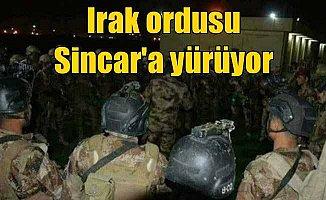Irak ordusu Sincar'a ilerliyor: Ankara uyardı, Bağdat yürüdü