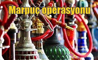 İstanbul'da nargile operasyonu: 20 gözaltı var