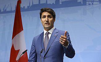 Kanada Başbakanı Trudeau'dan Papa Franciscus'a sitem