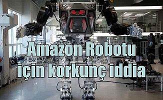 Katil robot Method-2 Amerika'yı karıştırdı