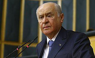 MHP Genel Başkanı Bahçeli: AB'nin kınama mesajı bizim için yok hükmünde