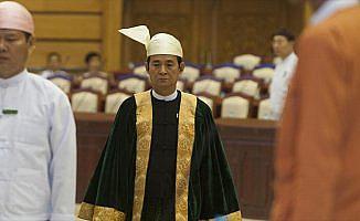 Myanmar'da yeni Devlet Başkanı Win Myint oldu