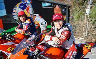 Öncü kardeşler MotoGP'yi hedefliyor