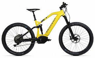Peugeot yeni elektrikli bisikletini tanıttı