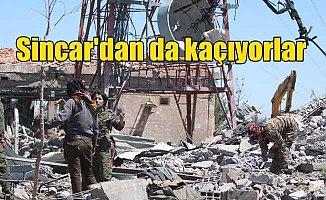 PKK Sincar'dan çekiliyor; Afrin'den sonra Sincar'da boşaltılıyor
