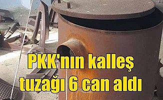 PKK zulmünden kaçarken can verdiler: 6 kişi hayatını kaybetti