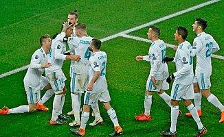 PSG 1- Real Madrid 2