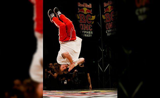 Red Bull BC One Cypher breakdans yarışması