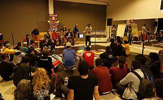 Red Bull BC One Cypher breakdans yarışması İzmir'de başladı