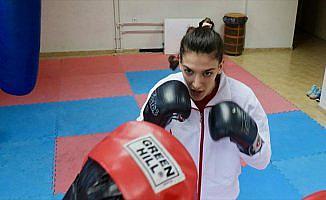 Ringlerin şampiyon kızı yeni hedefler peşinde