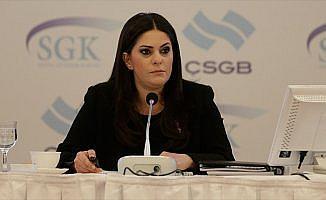 'SGK'nın prim ve yapılandırma geliri 207 milyarı aştı'