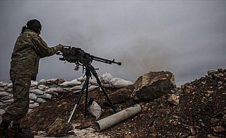 Suriye'de muhalifler Hammuriye belde merkezini ele geçirdi