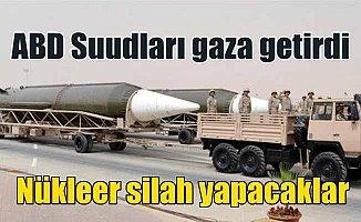 Suudlar çıldırdı: Atom bombası geliştireceğiz