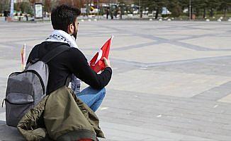 Terörün ayırdığı ailesine 'Zeytin Dalı' ile kavuşacak