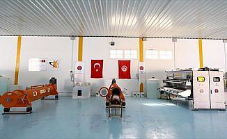 TİKA'dan Tunus geleneksel el halıcılığına maddi destek