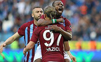 Trabzonspor sahasında farklı kazandı