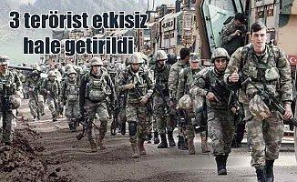 TSK açıkladı: Öldürülen terörist sayısı 3 bini geçti